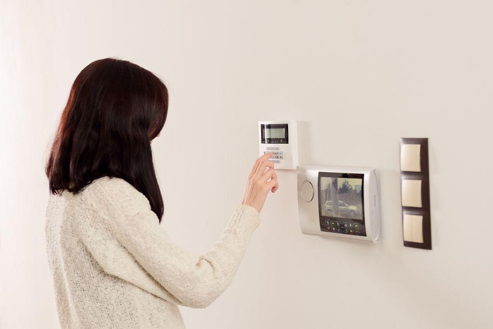 Sistema de alarme em Osasco
