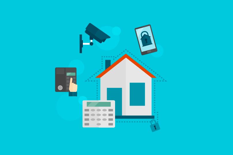 Sistema de segurança para casas