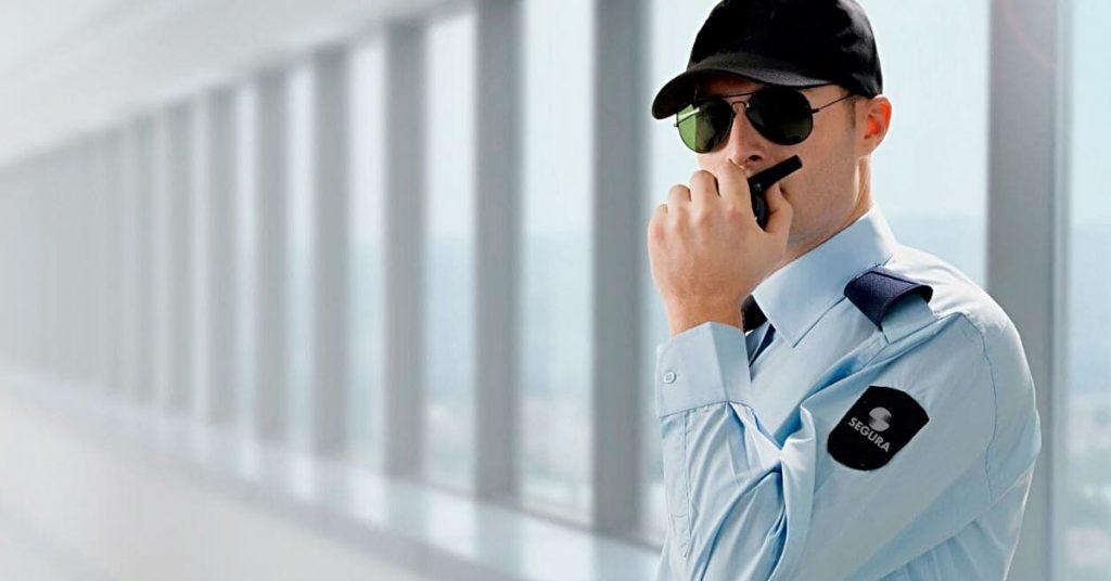 Profissional de segurança patrimonial em Osasco